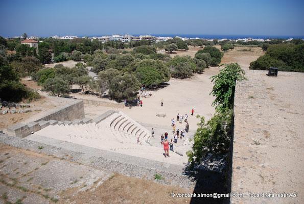 [NU901-2009-0103] Rhodes : Odéon (entièrement restauré)