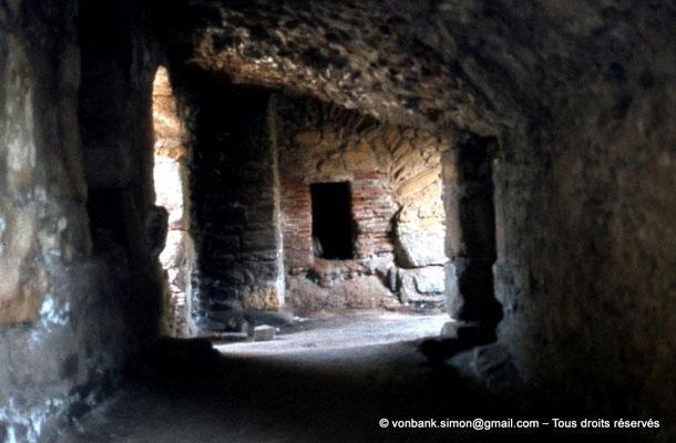 [072-1978-21] Annaba (Hippo Regius) : Grands thermes du Nord - Salle de chauffe (praefurnium)
