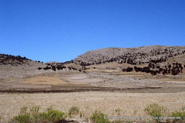 [041-1978-08] Massif de l'Aurès