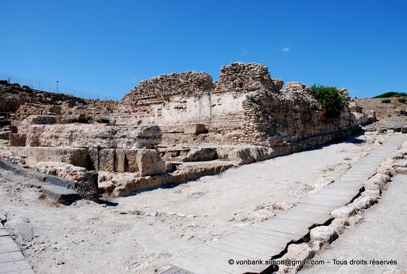 [NU904-2015-214] Tharros (Sardaigne) : Castellum aquae (partie avant)