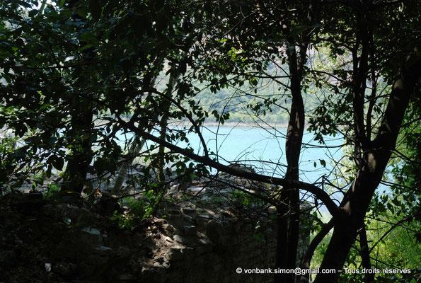[NU902-2010-145] Butrint (Buthrotum) : Vue depuis le château vénitien