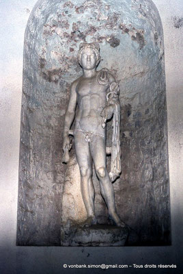 [018-1978-25] Guelma (Calama) : Musée - Mercure