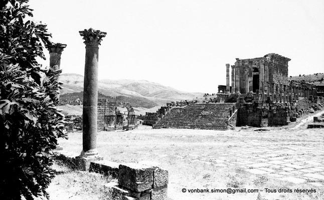 [NB055-1978-35] Djemila (Cuicul) : Temple Septimien