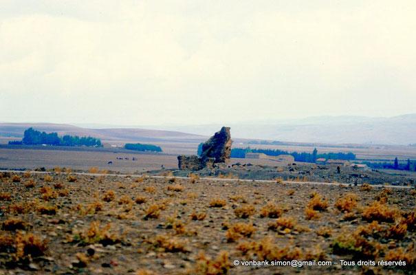 [002-1983-16] Ksar Tifech (Tipasa de Numidie) : Ruines de thermes