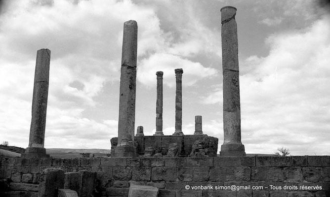 [NB035-1978-17] Timgad (Thamugadi) : Le Capitole