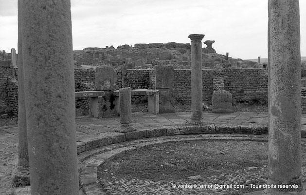 [NB042-1978-22] Timgad (Thamugadi) : Marché de l'Est