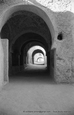 [NB063-1978-16] Temacine-Tamelhat - Rue avec passages couverts