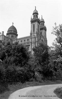 [NB026-1978-62] Annaba : Basilique Saint-Augustin (1881 - 1900)