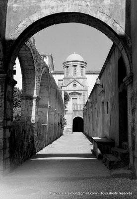 [C008-2004-22a] Agia Triada : Chapelle du Christ Sauveur (chapelle supplémentaire)