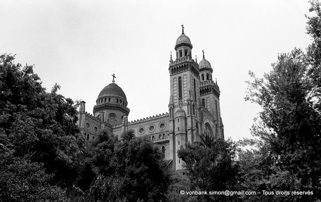 [NB026-1978-64] Annaba : Basilique Saint-Augustin (1881 - 1900)