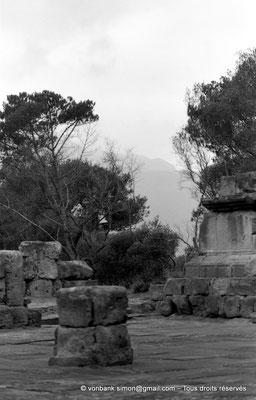 [NB036-1978-71] Tipasa de Maurétanie : Environs des temples