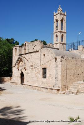 [NU900-2012-0158] Agia Napa : Eglise dédiée à la Vierge Marie