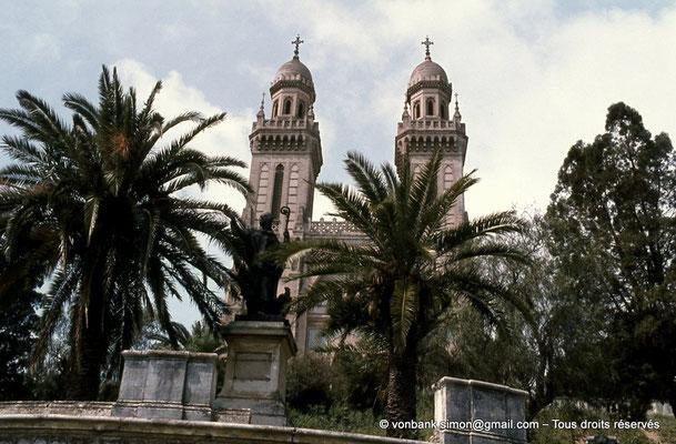 [037-1980-97] Annaba : Basilique Saint-Augustin (1881 - 1900)
