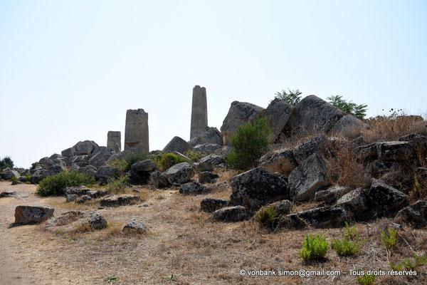 [NU906-2019-1451] Sélinonte - Temple G : Ruines
