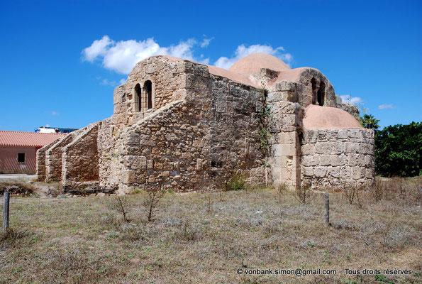 [NU904-2015-197] Tharros (Sardaigne) - Chiesa di San Giovanni di Sinis