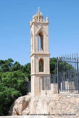 [NU900-2012-0178] Agia Napa : Clocher du monastère