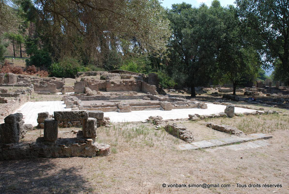 [NU901-2008-0250] Olympie - Thermes Nord