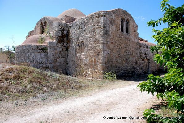 [NU904-2015-198] Tharros (Sardaigne) - Chiesa di San Giovanni di Sinis