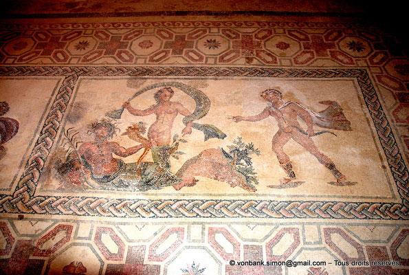 [NU900-2012-057] Paphos (Nea Paphos) : Villa de Dionysos - Apollon et Daphné [16]