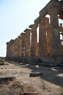 [NU906-2019-1457] Sélinonte - Temple E : Face Nord