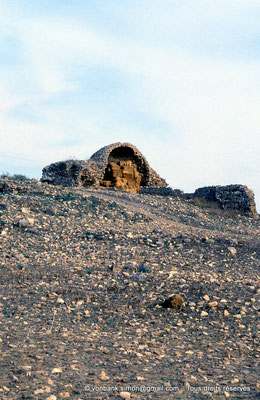 [006-1983-13] Chemtou (Simitthu) : Basilique du marché