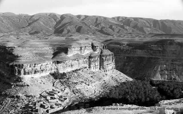 [NB057-1978-33] Massif de l'Aurès