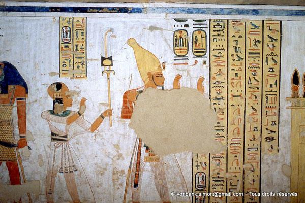 [066-1981-07] QV 44 Khaemouaset : ? - Khaemouaset - Ramsès III
