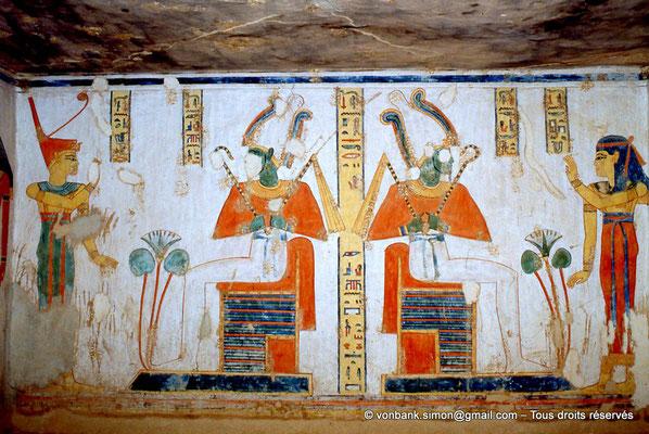 [064-1981-36] QV 44 Khaemouaset :  ? - Osiris - Osiris - ?