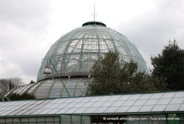 [NU900c-2012-0111] B - Bruxelles - Laeken : Serres royales