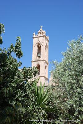 [NU900-2012-0152] Agia Napa : Clocher du monastère