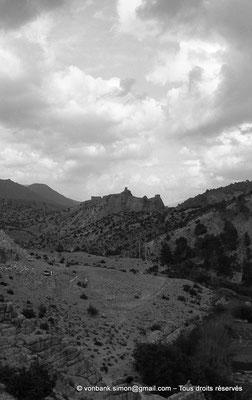 [NB018-1981-06] Massif de l'Aurès