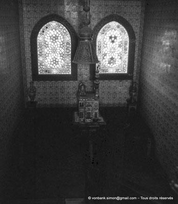 [NB081-1973-21] Le Caire : Dans quel lieu sommes-nous ?