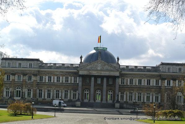 [NU900b-2012-0019] B - Bruxelles - Laeken : Palais Royal (XVIII°)