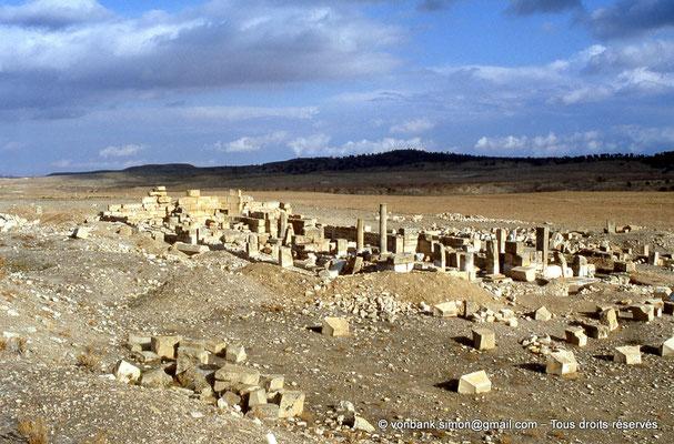 [007-1983-25] Haïdra (Ammaedara) : Basilique de Candidus (Basilique II)