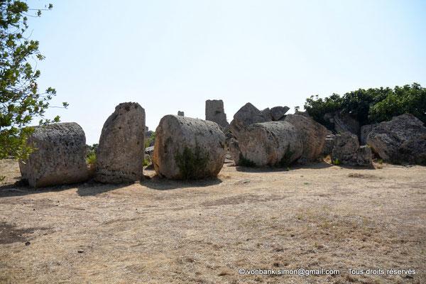 [NU906-2019-1452] Sélinonte - Temple G : Ruines