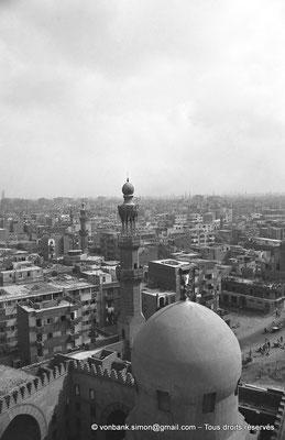 [NB073-1973-67] Le Caire - Mosquée-Madrasa Sarghatmich