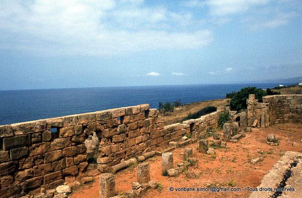 [040-1978-18] Tipasa de Maurétanie : Basilique Sainte Salsa
