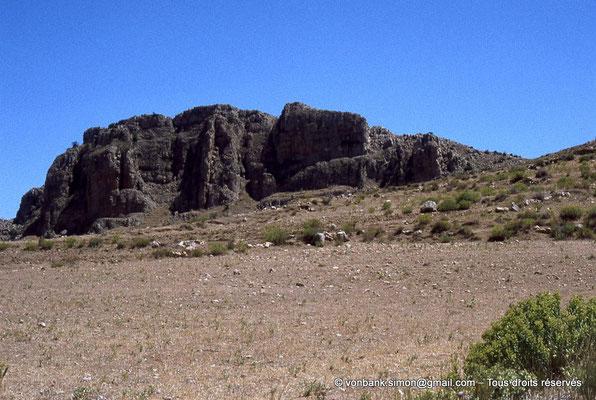 [041-1978-07] Massif de l'Aurès