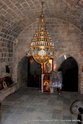 [NU900-2012-0182] Agia Napa : Intérieur de l'Eglise dédiée à la Vierge Marie