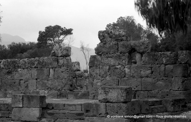 [NB036-1978-69] Tipasa de Maurétanie : Environs des temples
