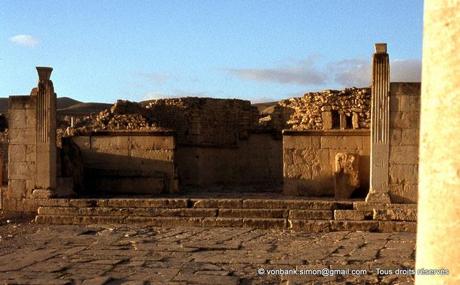 [017-1978-24] El Krib (Musti) : Temple d'Apollon