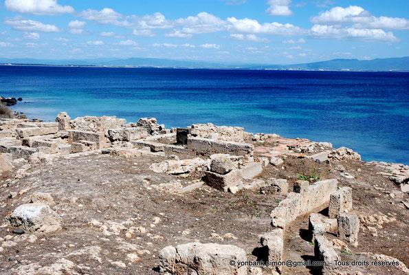 [NU904-2015-225] Tharros (Sardaigne) : Ruines