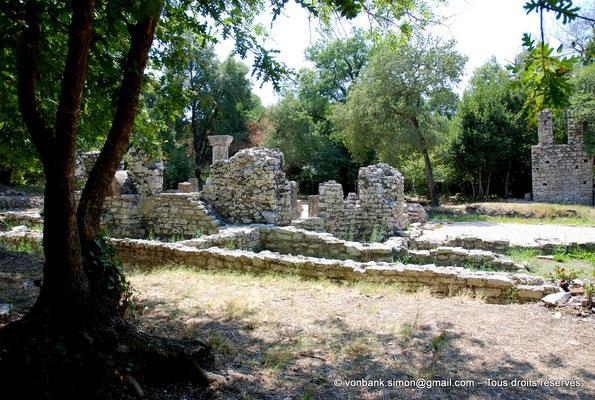 [NU902-2010-125] Butrint (Buthrotum) : Ruines