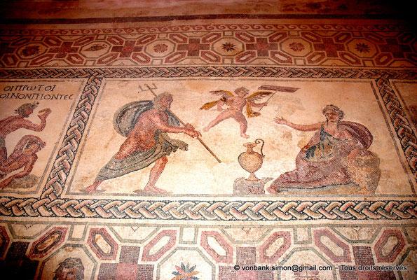 [NU900-2012-056] Paphos (Nea Paphos) : Villa de Dionysos - Neptune et Amymone [16]
