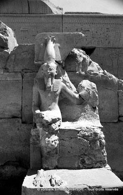 [NB078-1973-58] Karnak - Ipet-Sout : Amenhotep II