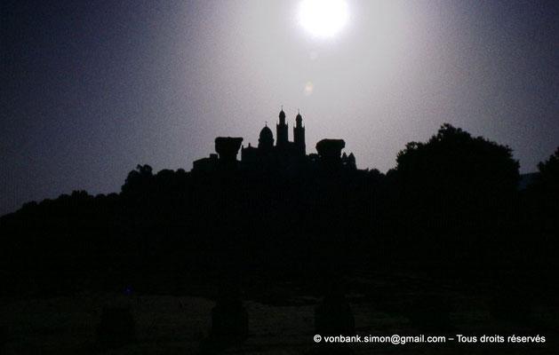 [072-1978-33] Annaba (Hippo Regius) : Basilique Saint-Augustin vue depuis le quartier du forum