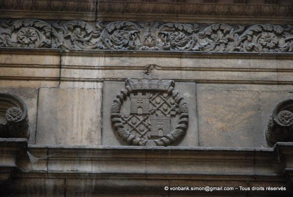 [NU001i-2018-0024] Arles - Les Alyscamps : Eglise Saint-Honorat - Chapelle d'Oraison (Détail)