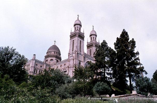 [037-1980-98] Annaba : Basilique Saint-Augustin (1881 - 1900)
