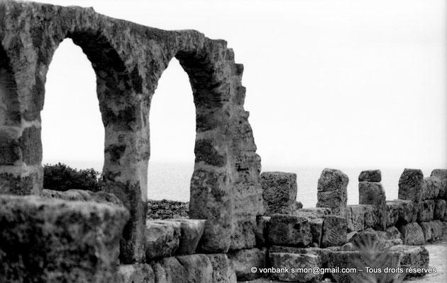 [NB039-1978-17] Tipasa de Maurétanie : Grande basilique