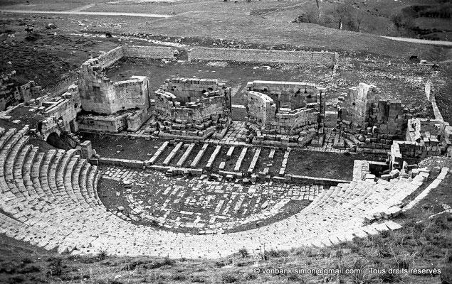 [NB034-1978-39] Khemissa (Thubursicu Numidarum) : Le théâtre